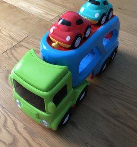 Игрушка-автовоз ELC