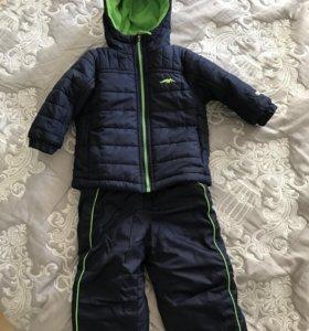 Костюм (куртка и брюки)