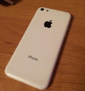 Iphone 5C не Включается