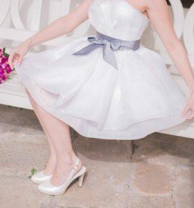 Вечернее платье Трайбека от Pauline