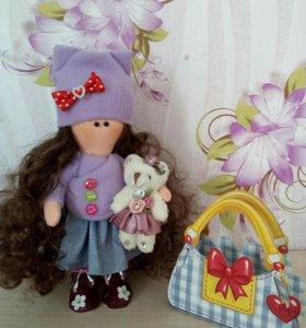 Интерьерные куклы,подарки!