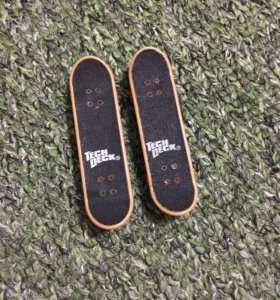 Мини скейты для пальцев