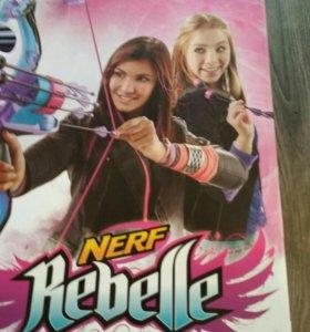 Подарок Nerf rebelle элит