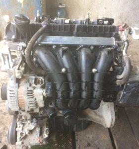 Двигатель Митсубиси Лансер 10