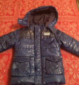 куртка детская на мальчика