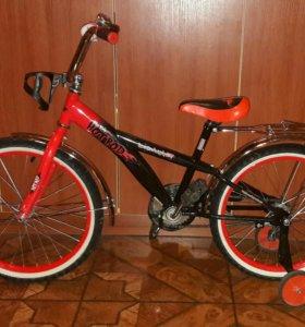 Велосипед четырёх колёсный