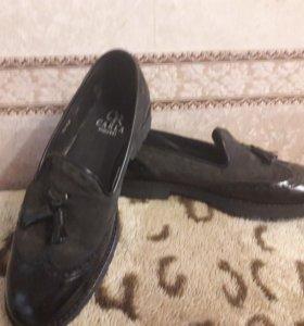 Туфли демисезонные женские. ТОРГ.