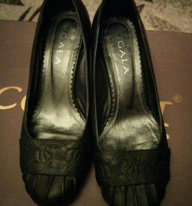 Туфли 37 нат кожа