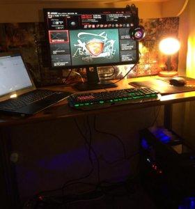 Игровой монитор 144 герц, ultra hd