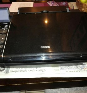 МФУ Epson Stylus TX550W