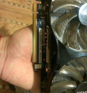 Видеокарта Gigabyte GeForce 550 TI играбельная!!