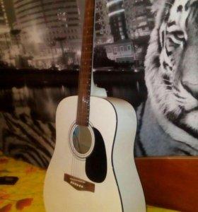 электро аккустическая гитара Martinez