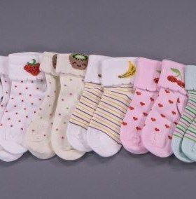 Детские колготки и носки в ассортименте