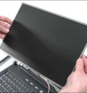 """Матрица 15.4"""" от ноутбука"""