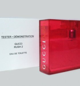ТЕСТЕР GUCCI RUSH 2, 75ML