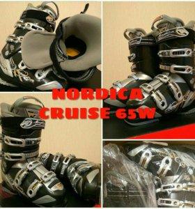 Горнолыжные ботинки Nordica Cruise 65 W (р.39)