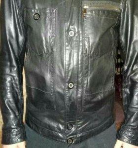Куртка 46-48(L)натуральная кожа!!!