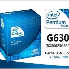Процессор Pentium G630 s1155