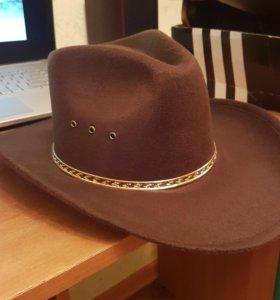Шляпа вестрн