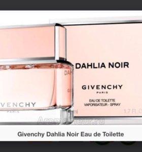 Givenchy Paris Dahlia noir eau de toilette