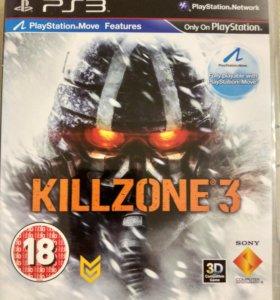 Игра killzone 3 для playstation3