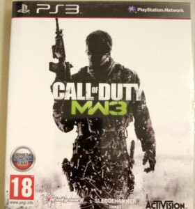 Игра call of duty mv3 для ps3, сплитскрин
