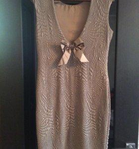 Шикарное вечернее платье 46-48 размер