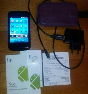 Смартфон Fly IQ 245+ Wizard.