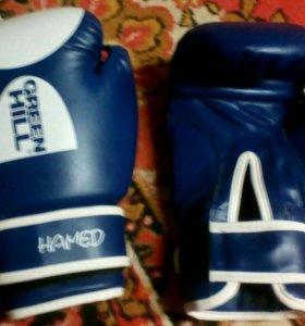 Боксёрские перчатки 12 размер