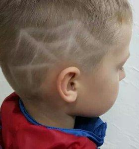 Все виды парикмахерских услуг..