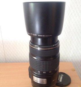 Canon 75-300 mm f/4-5.6 usm iii