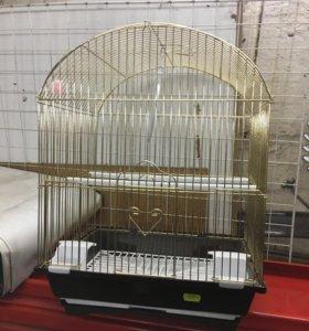 Клетка для попугаев!!!