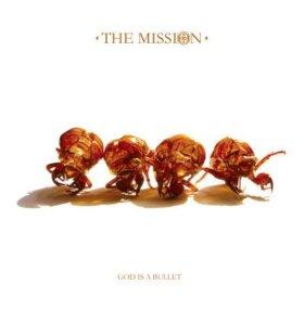 THE MISSION *God Is A Bullet* CD ЛИЦЕНЗИОННЫЙ