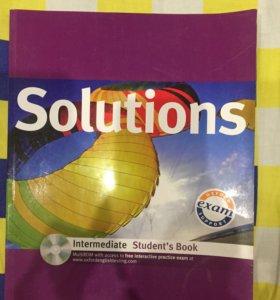 Учебник английского solutions