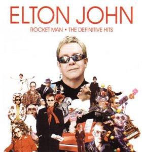 ELTON JOHN *Rocket Man* CD ЛИЦЕНЗИОННЫЙ