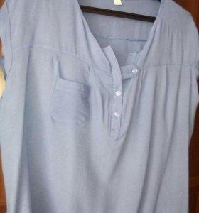 Кофточки-футболки р 58-56