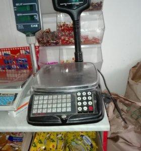 Весы электронные торговое оборудование