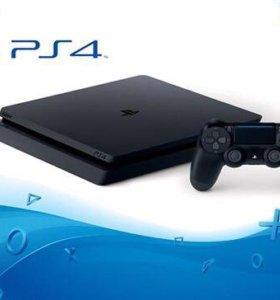 Sony PlayStation 4 slim 500 Gb,СРОЧНО