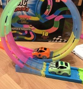Новая гоночная трасса МаGik Track 🥇
