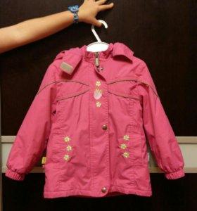 Демисезонная куртка kerry размер 98