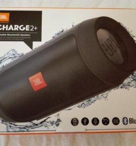 JBL charge2+ портативная BT акустика продается