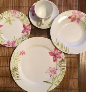 Набор посуды 20 предметов