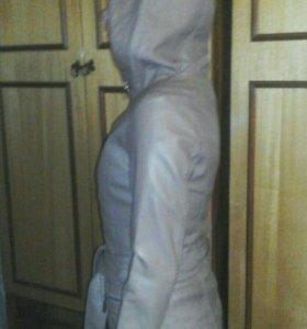 Женская кожаная куртка. М