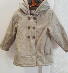 Куртка на осень, р.6