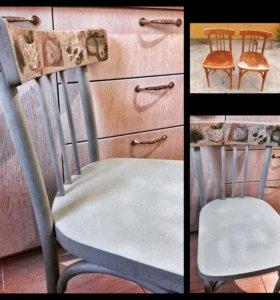 Декор мебели и предметов интерьера