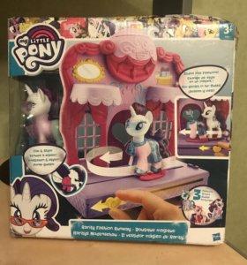 My little pony гардероб