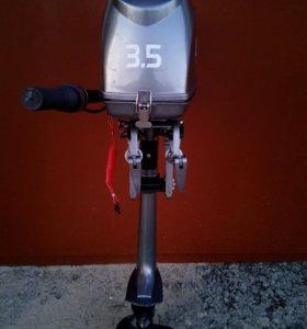 Лодочный мотор Микатсу 3,5 ( Корея)
