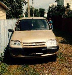 Niva Chevrolet 2004 год