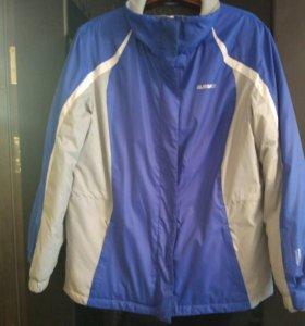 Горнолыжная куртка Glissade 52-54 размер