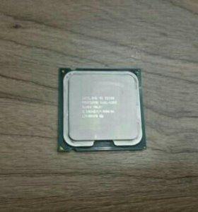 Intel dual core e2200 + куллер